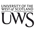 Logo University of the West of Scotland
